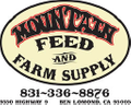 Mountain Feed & Farm Logo