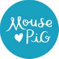 Mouse Loves Pig Logo