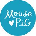 Mouse Loves Pig Logo