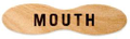 Mouth logo
