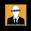 Mr. Black USA Logo