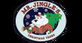 Mr. Jingle's Christmas Trees Logo