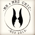 Mr & Mrs Chic Logo