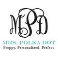 Mrs Polka Dot Logo