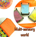 Multi-sensory World Logo
