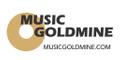 MusicGoldmine. Logo