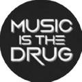 Music Is The Drug USA Logo
