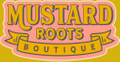 Mustard Roots Boutique Logo