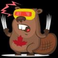 Mutant Beaver Comics Logo