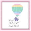 mybabybabbles.com Logo