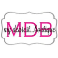 My Dearest Boutique Logo