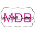 mydearestboutique.com USA Logo
