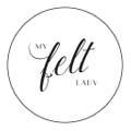 My Felt Lady Logo
