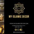 My Islamic Decor USA Logo
