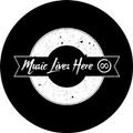 Music Lives Here Logo