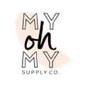 My Oh My Supply Co. Logo