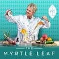 Myrtle Leaf All Natural Skin Care Logo