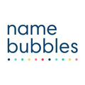 Name Bubbles USA Logo