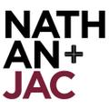 Nathan + Jac Logo