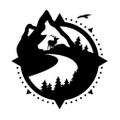 National Parks Merch Logo