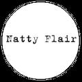 Natty Flair USA Logo