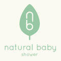 Natural Baby Shower Logo