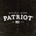 Natural Born Patriot Logo
