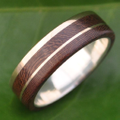 Naturaleza Organic Jewelry & Wood Rings logo