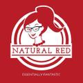 Natural Red USA Logo