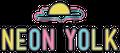 Neon Yolk Shop Logo