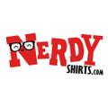 NerdyShirts USA Logo