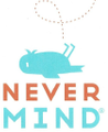 Nevermind Gallery Logo