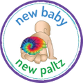 New Baby New Paltz Logo