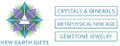 New Earth Gifts And Beads Logo