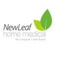 NewLeaf Home Medical USA Logo