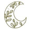 New Moon Tea Co. Logo