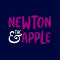 Newton And Apple Logo
