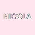 Nicola Cosmetics Logo