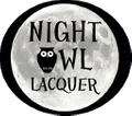 Night Owl Lacquer Logo