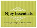 NJoy Essentials Logo