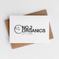 No.2 Organics Logo