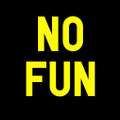 No Fun® Logo