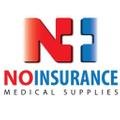 No Insurance Medical Supplies Logo