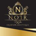 NoirByJai Fashion Boutique logo