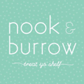 Nook & Burrow Logo