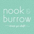 Nook & Burrow Logo