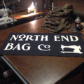 North End Bag Logo