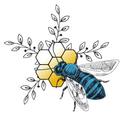 Northern Bee Studio Logo