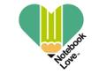 Notebook Love Logo