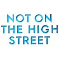 notonthehighstreet UK Logo